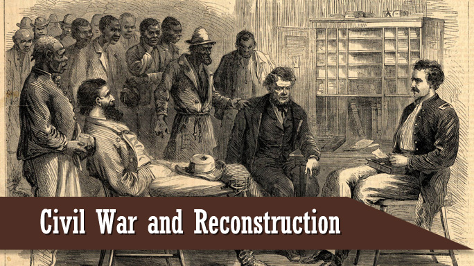 Education Outreach Civil War And Reconstruction Tennessee